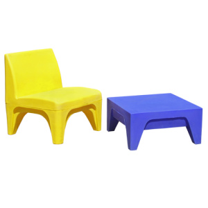 custom table and chair